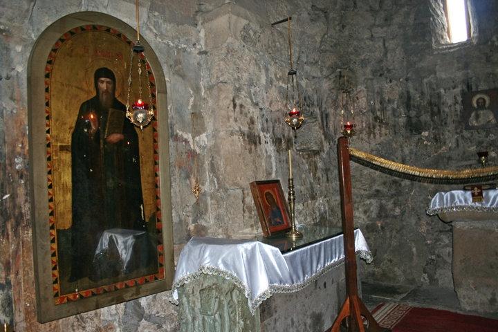 Монастырь Св. Иоанна Зедазени